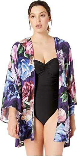 Bloomfield Kimono Cover-Up