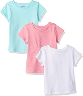 Girls' 3-Pack Short-Sleeve Tee
