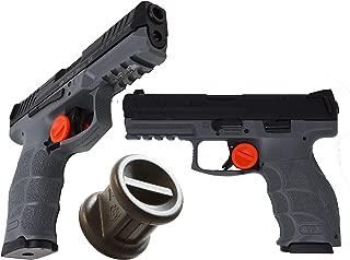 Garrison Grip ONE Micro Trigger Stop Holster HK VP9 9mm Black s18