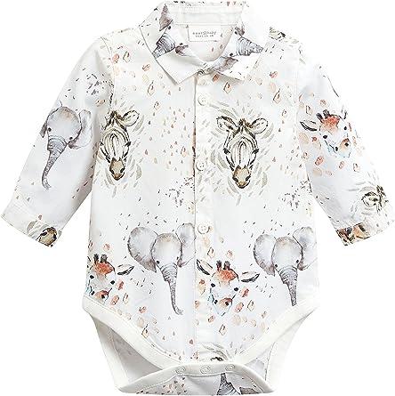 next Bebé-Niños Camisa Tipo Body con Estampado De Animales (0 ...
