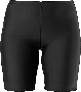 Ulla Popken Women's Plus Size Quick Dry Supportive Swim Shorts 698609