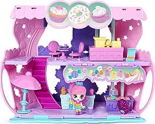 해치멀 콜에그터블즈 코스믹 캔디 플레이세트 Hatchimals CollEGGtibles, Cosmic Candy Shop 2-in-1 Playset with Pixie