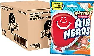 Airheads Gummies, 3.8 Oz (Pack Of 12)