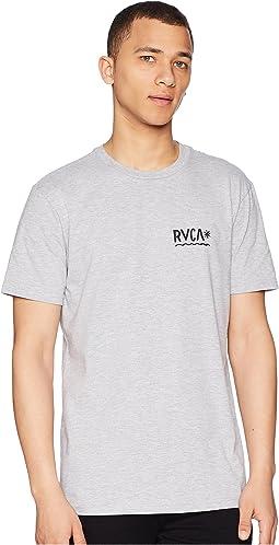 RVCA Logo Squig Tee