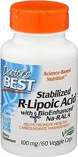 Doctors Best, Lipoic Acid, 60 Veg Capsules