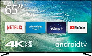 Nokia Smart TV 6500A 65 Zoll (164 cm) LED Fernseher (4K UHD, Dolby Vision, HDR10,..