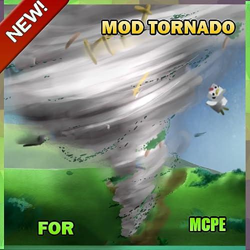 Mod Tornado for MCPE