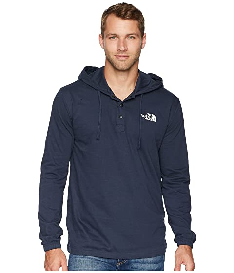 The North Face Heavyweight 1/4 Snap Hoodie Urban Navy Discount Sale Online Outlet 2018 New Buy Cheap Cheapest Price Cheap Sale With Mastercard HJYYk