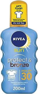 Nivea Sun Protect & Bronze Sun Spray SPF30 200 ml