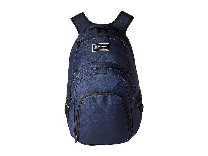 Dakine Campus Backpack 33L (Dark Navy) Backpack Bags