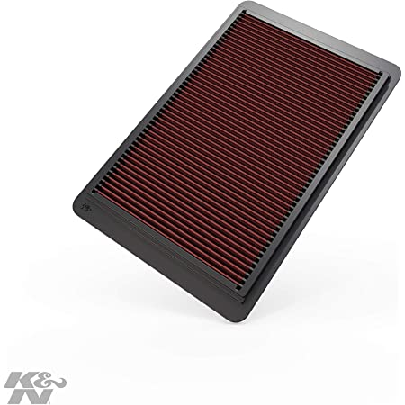 K N 33 2369 Motorluftfilter Hochleistung Prämie Abwaschbar Ersatzfilter Erhöhte Leistung 2007 2010 Solstice Gt Sky Auto