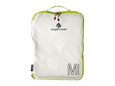 Eagle Creek Pack-It Specter Techtm Compression Cube Set S/M (White/Strobe) Bags