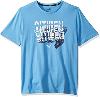 PUMA Men's Manchester City MCFC Graphic Tee