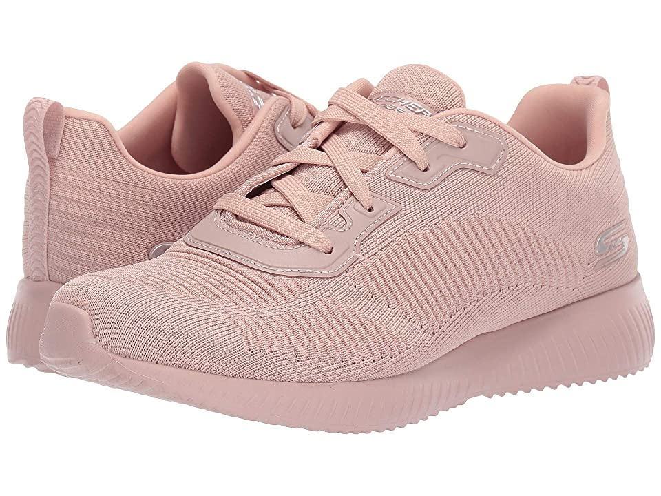 BOBS from SKECHERS Bobs Squad Tough Talk (Pink) Women