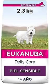 Eukanuba Daily Care Alimento seco para perros adultos con piel sensible 2,3 kg