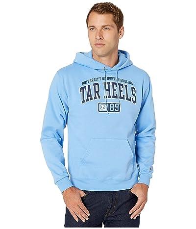 Champion College North Carolina Tar Heels Eco(r) Powerblend(r) Hoodie (Light Blue 2) Men