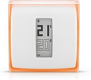 Netatmo Termostato Wifi Inteligentepara caldera individual, NTH01-ES-EC