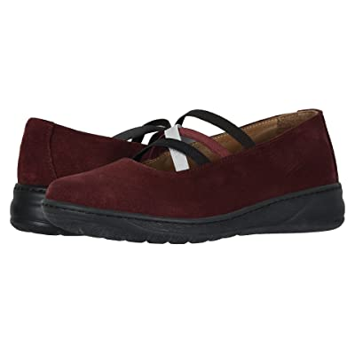 David Tate Marta (Wine Suede) Women