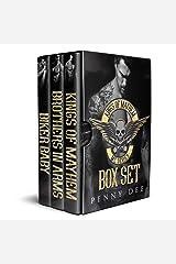 The Kings of Mayhem MC Box Set Books 1–3 Kindle Edition