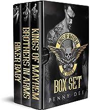 The Kings of Mayhem MC Box Set Books 1–3