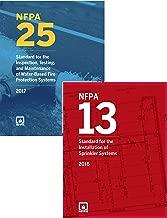 2016 NFPA 13 and 2017 NFPA 25 Set