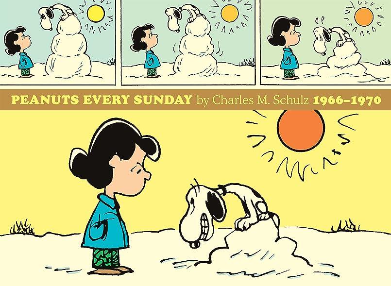 拒絶分類びっくりするPeanuts Every Sunday Vol. 4: 1966–1970 (English Edition)