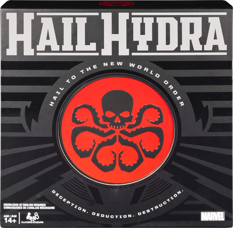 Hail Hydra, Marvel Hero Board Game $8.71 Coupon