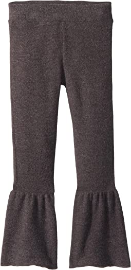 Extra Soft Peplum Flare Pants (Toddler/Little Kids)