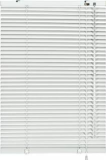 comprar comparacion Gardinia 7750 - Persiana (aluminio, 25mm, 100x130cm), color blanco
