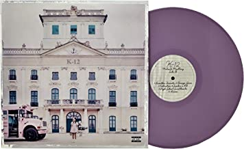 K-12 - Exclusive Limited Edition Lilac Colored Vinyl LP