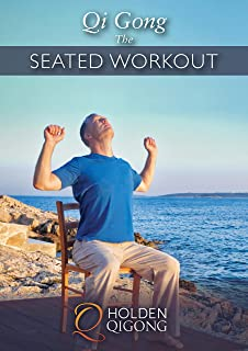 Qi Gong: the Seated Workout with Lee Holden (YMAA) Qigong Exercise for Better Health and Immunity **New Bestseller**