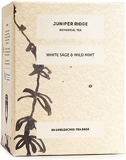 Juniper Ridge White Sage & Wild Mint Tea - 20 Bags