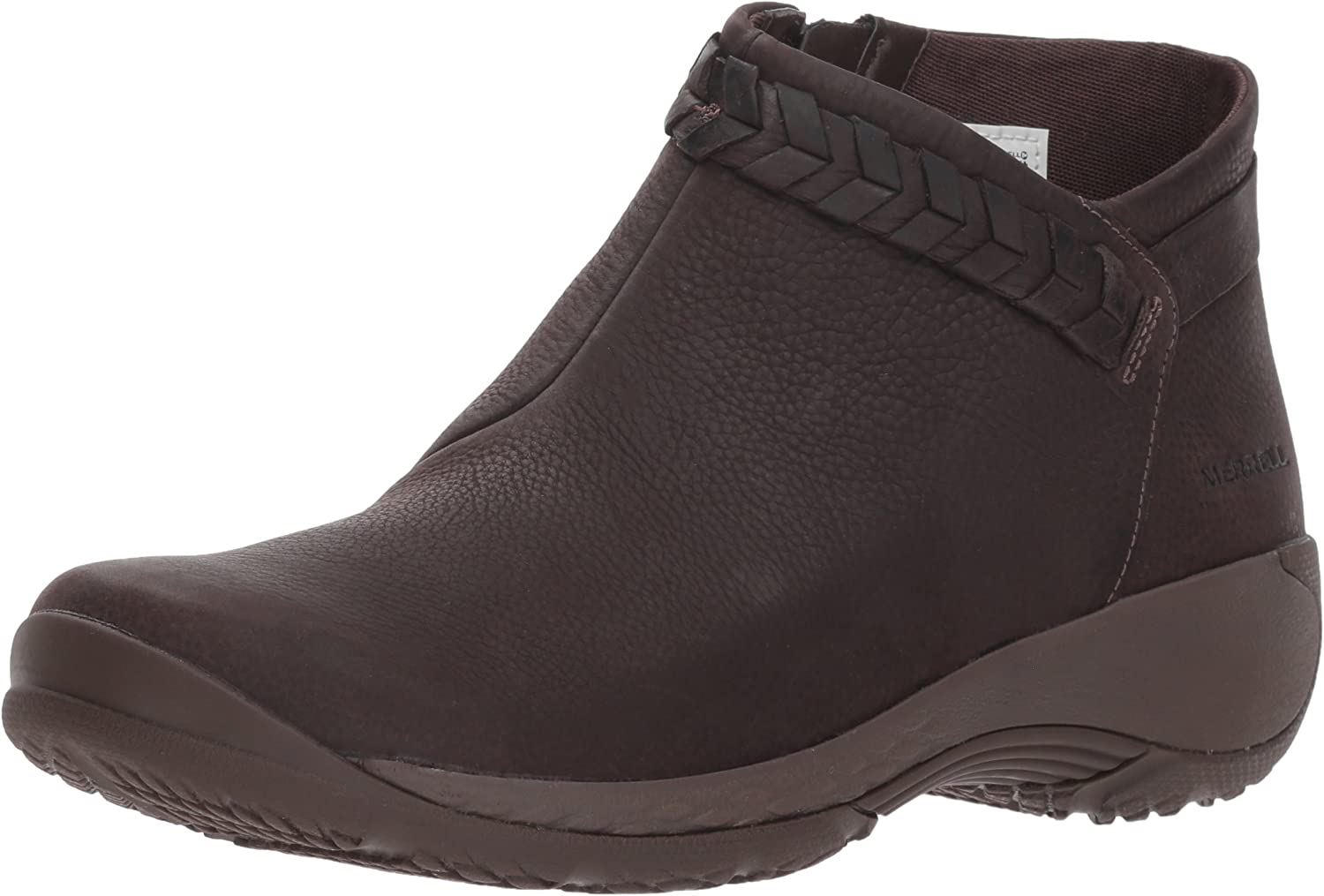 Merrell Women's Our shop OFFers the best service Encore Braided Bluff Q2 Fashion Boot Some reservation