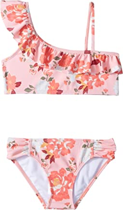 All Along Ruffle Set (Little Kids/Big Kids)