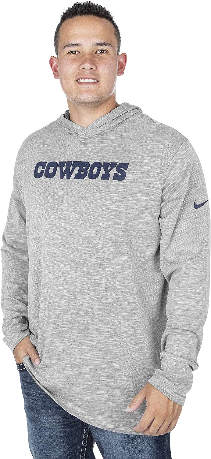 Dallas Cowboys Mens Super Rival Ls