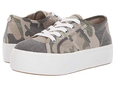 Steve Madden Emmi Platform Sneaker (Camouflage) Women