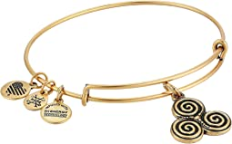Alex and Ani Triskelion Bangle