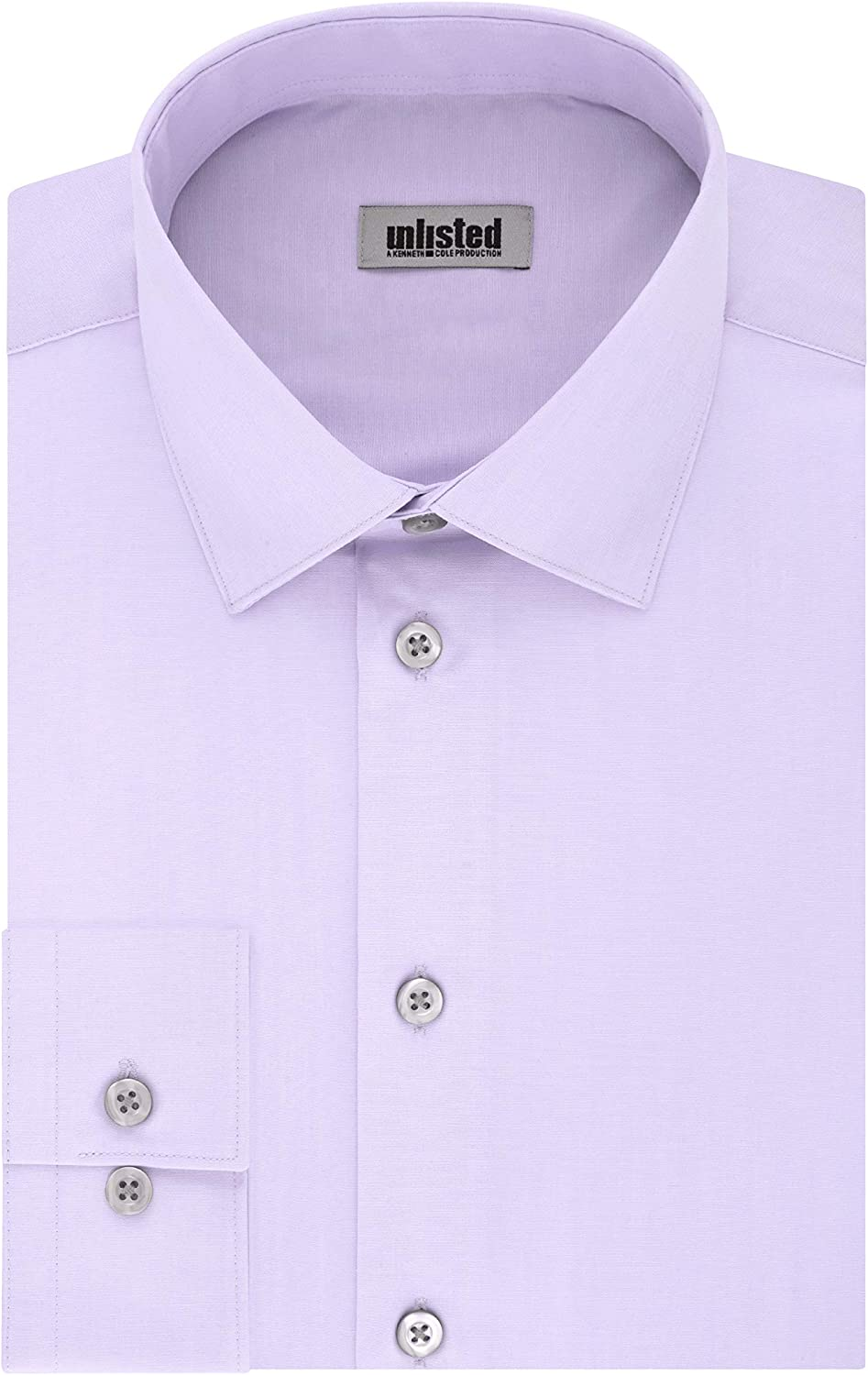 Free shipping anywhere in the nation Kenneth Cole Unlisted Men's Dress Tall Shirt and Max 43% OFF Big Solid