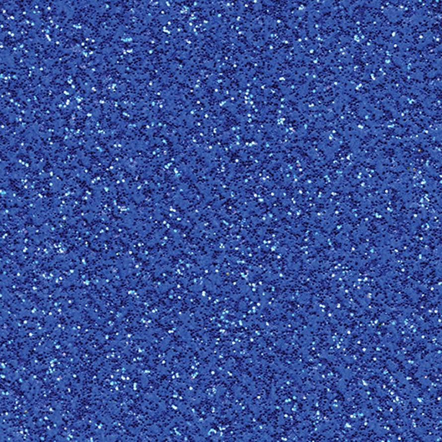 American Crafts Coredinations Specialty Cardstock Glitter Silk 20 Pack of 12 x 12 Inch Regal Royal, Large