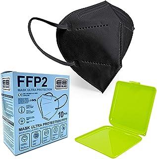 ENERGY BALANCE Mascarillas FFP2 color homologadas CE enviadas desde España