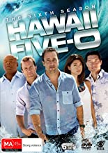 Hawaii Five-0: The Sixth Season (DVD)