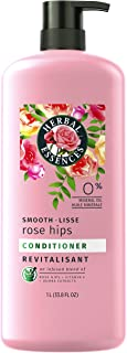 Herbal Essences Smooth Collection Conditioner with Rose Hips & Jojoba Extracts, 33.8 Fl. Oz (Pack of 1)