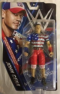 WWE Basic Series John Cena Action Figure (Make-A-Wish)