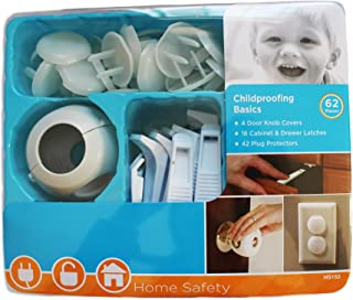 Baby/Kids Essentials Childproofing Kit (62 Pieces) Safety 1st