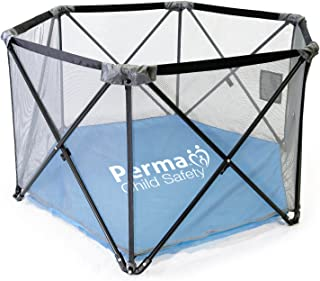 Perma Fabric Playpen, Portable & Travel Friendly