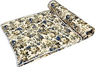 Home Spaces Floral Print Polycotton Double Bed Dohar