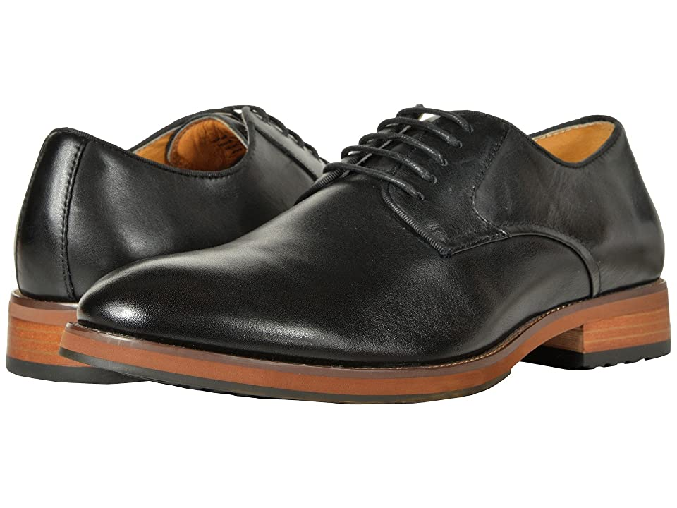 Florsheim Blaze Plain Toe Oxford (Black Smooth) Men