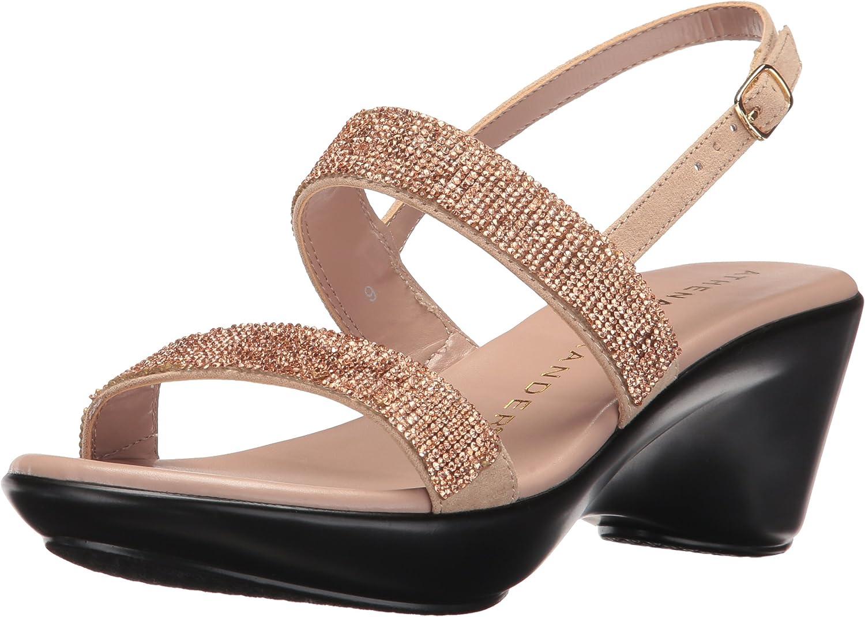 Athena Alexander Womens Azrael Platform Dress Sandal