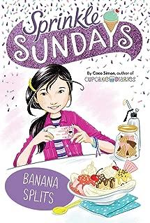 Banana Splits (Sprinkle Sundays)