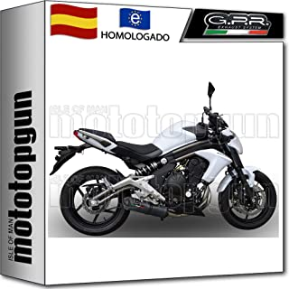 Amazon.es: Escapes Kawasaki Er6n